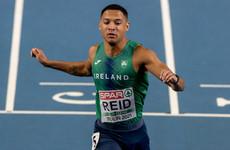 Sprinter Leon Reid included in Irish athletics team for Olympics