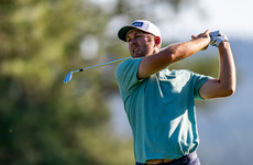 Seamus Power four shots off the lead after opening round at John Deere Classic