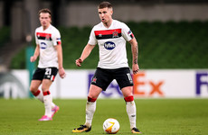 Derry City announce Patrick McEleney is to rejoin from Dundalk