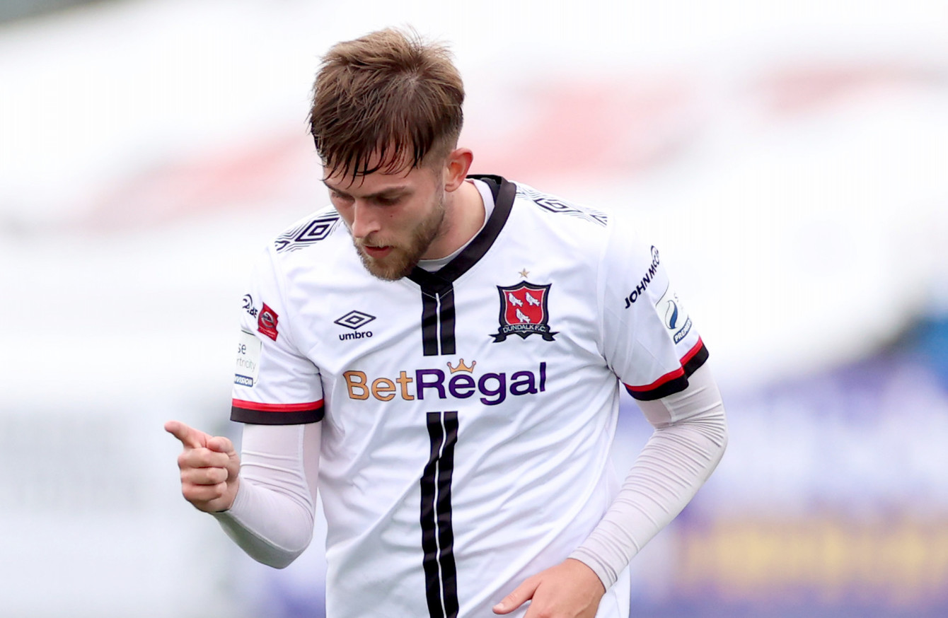 Like a new signing' - The ex-Man City youngster starting to thrive in Irish  football