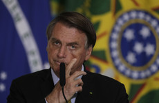 Brazilian President Jair Bolsonaro slams corruption probe with foul language