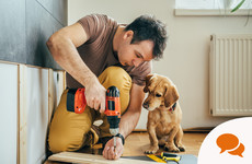 Opinion: I have become that which I most feared - a man who does DIY