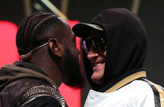 Fury-Wilder fight on the brink following Covid outbreak in Fury camp