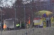 New Zealand: 11 injured in hot air balloon crash