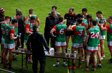 Mayo name side without several key players after being hit with Covid issues