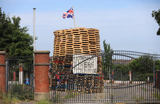 Stormont ministers threaten PSNI with court action over bonfire stance