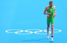 Noble 23rd as Brownlee takes gold in men's triathlon