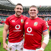 Conan, Furlong and Beirne start in much-changed Lions XV against Sharks