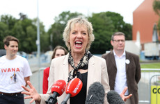 Ivana Bacik promises to be 'strong, progressive, woman's voice' as she's elected to the Dáil