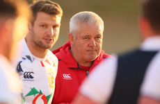 Lions could play Stormers on Wednesday with uncertainty over Boks camp