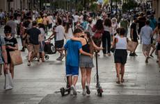 Catalonia reimposes virus rules as Delta strain wreaks global havoc