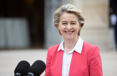 EU hits goal of delivering vaccines for 70% of adults, says von der Leyen