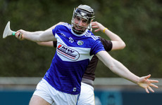 14-man Laois hold off gritty Antrim fightback to book spot in All-Ireland qualifiers