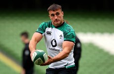 Ireland's Kelleher in line to join Gatland's Lions squad in South Africa
