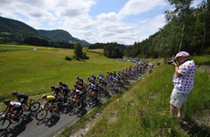Mollema wins Tour de France stage in Pyrenean foot-hills