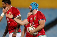 Beirne bags brace as Lions rack up 71 points after earlier Sharks scare