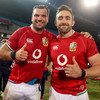 'He's definitely putting his hand up' - Lions boss Gatland impressed by Conan