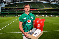 'Ronan has been brilliant all season for Leinster and Ireland - tonight was unbelievable'