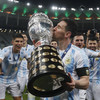 Argentina trophy drought ends for Messi with Copa America triumph over Brazil