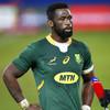 Captain Kolisi among latest Covid positives but Springboks resume training