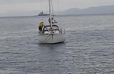 RNLI rescues lone yachtsman in west Cork