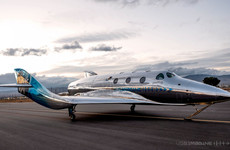 Richard Branson and Virgin Galactic crew fly to edge of space