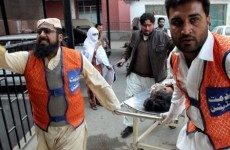 At least 40 dead in Pakistan bombing