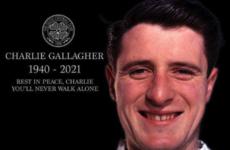 European Cup-winning former Ireland international Charlie Gallagher, 80, dies