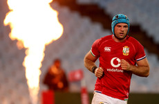 Beirne out of isolation and back on the scoresheet for the Lions