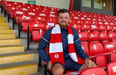 Ex-Shels midfielder returns from England to aid Sligo Rovers' title challenge