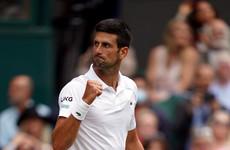 Novak Djokovic makes history as he triumphs at Wimbledon