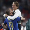Italy 'dominated' England in Euro 2020 final, says Mancini