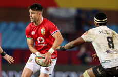 Murray to captain the Lions in Wednesday's clash with South Africa A