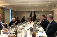 Under pressure to commit Ireland to corporation tax hike, Donohoe meets with US Treasury secretary Yellen