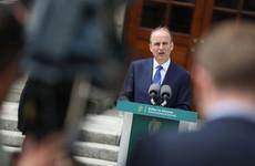 Micheál Martin brushes off suggestion he won't take over as Tánaiste under 'rotating Taoiseach' deal