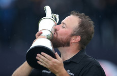 Defending champion Shane Lowry says Open 'bubble' could work in his favour