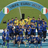 Italy dominate Uefa's official Team of Euro 2020