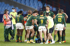 'We're not where we were compared to 2019' - Coach's concern for Springboks