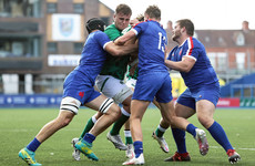France's power in reserve tells as they pip never-say-die Ireland to second in U20s Six Nations