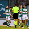 Shamrock Rovers' Champions League dream ends as comeback falls just short