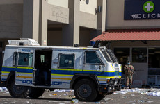 At least 72 now dead in South Africa rioting after Zuma jailing, with over 1,200 arrested