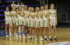 Basketball Ireland condemns 'disgraceful' online comments aimed at women's U20 side