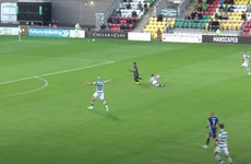The controversial goal that knocked Shamrock Rovers out of Champions League qualifying
