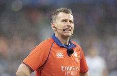 'I was as guilty as anyone - we need to refocus and actually referee what's in law'