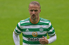 'No criminality' as police clear Celtic star Leigh Griffiths over online messages