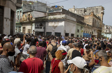 Cuba lifts customs restrictions on food and medicine after unprecedented protests