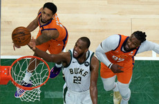 Bucks level NBA Finals series against Suns in Game 4 thriller