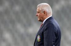 'It looked reckless' - Lions boss Gatland questions De Klerk's tackle