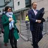 Investigators in England raid two homes over leaking of Matt Hancock CCTV