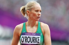 End of the road for Derval O'Rourke following fifth place semi-final finish